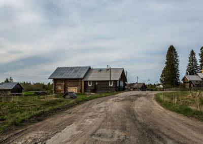 Деревня Кинерма