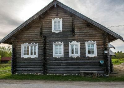 Главный дом в Кинерме