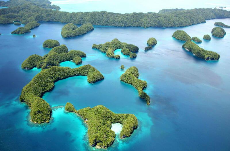На Палау будут отдыхать только богатые туристы