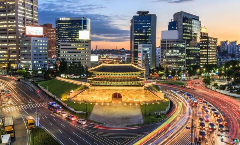 Грандиозные скидки в Южной Корее