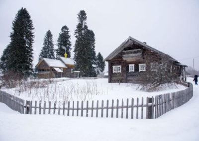 Кинерма - самая красивая деревня России