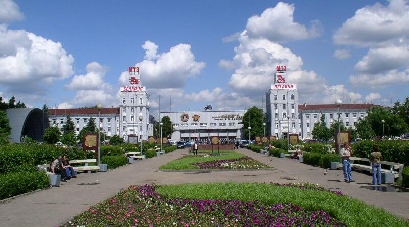 Белорусы развивают индустриальный туризм