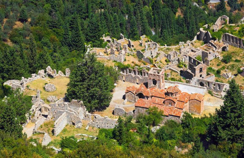 Город в Греции, который не вызывает интереса у туристов