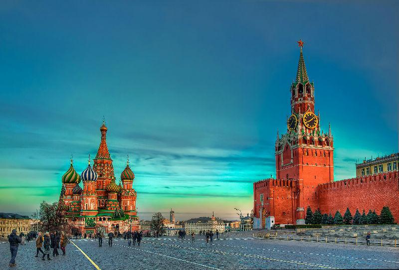 В Московский Кремль по новому маршруту