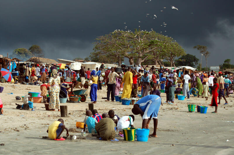 Не стоит ехать в Гамбию