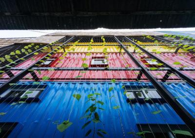 Отель из контейнеров во Вьетнаме