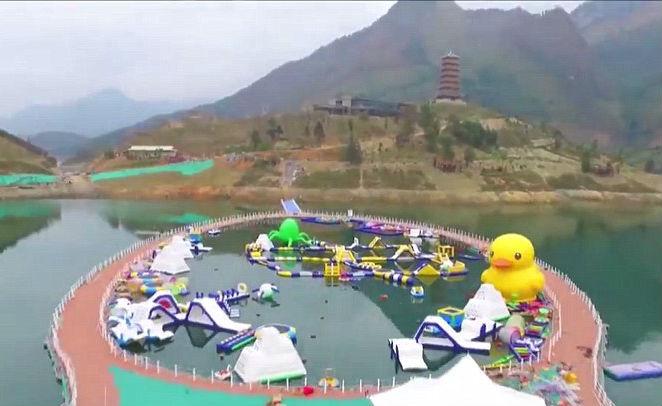 Еще одно развлечение в Китае