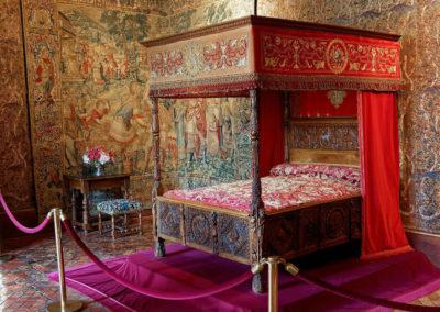 Спальня Дианы де Пуатье