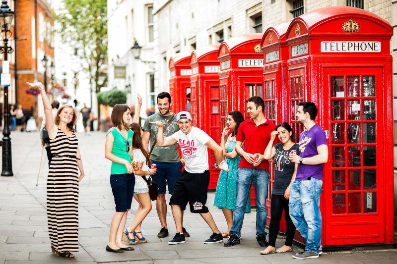 В Лондон за образованием
