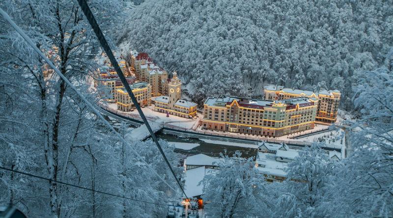 Основные проблемы отдыха в Сочи зимой