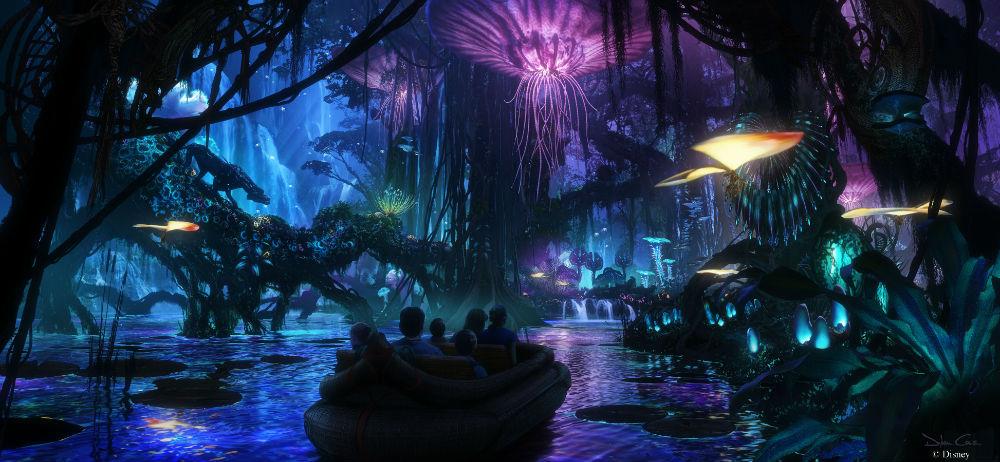 Новые возможности парка во Флориде