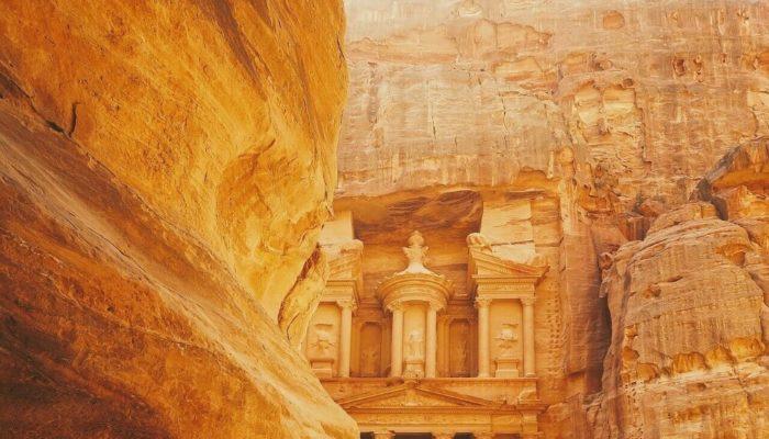 Город Петра — розовая жемчужина Иордании