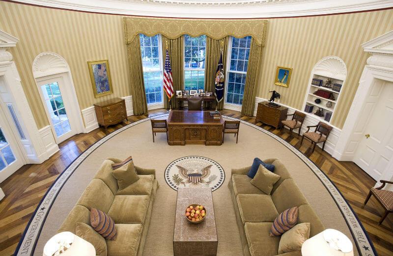Белый дом скоро вновь примет туристов