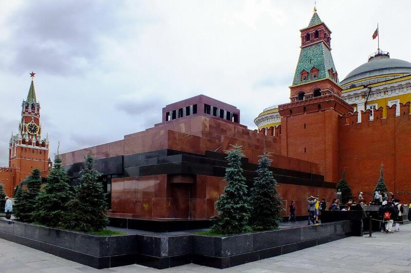 Доступ к Ленину временно закрыт