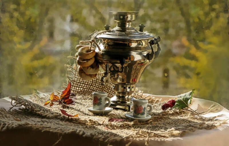 Фестиваль чая в Крыму