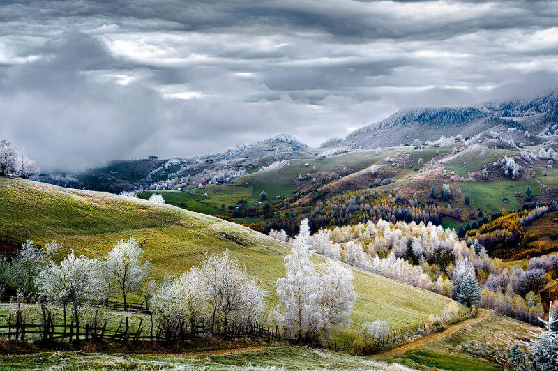 Корь в Румынии