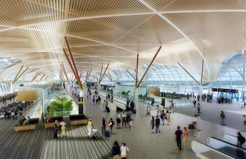 Не заблудиться в аэропорту Пхукета