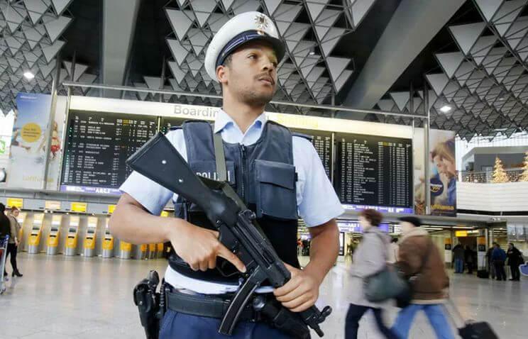 Полицейские в Египте не прошли проверку