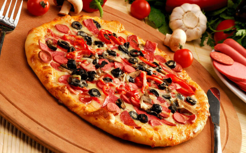 В Краснодаре соберутся поедатели пиццы