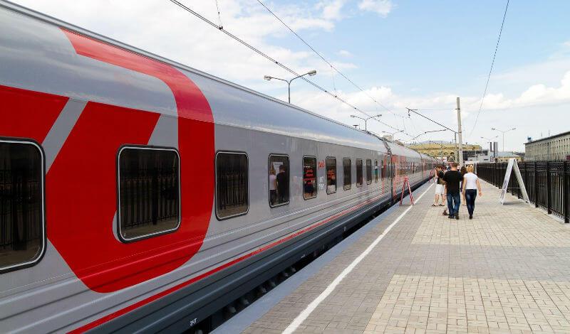 В России билеты на поезд дорожают