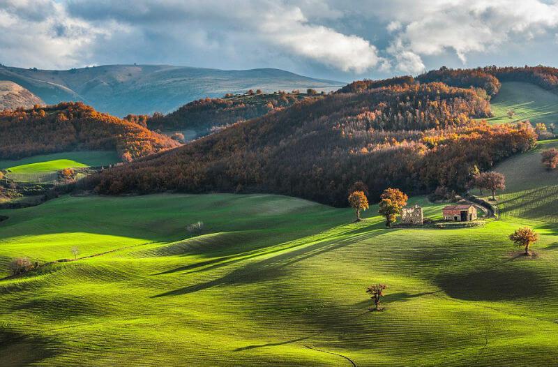 День пейзажа в Италии