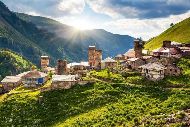 Грузия привлечет туристов новой достопримечательностью