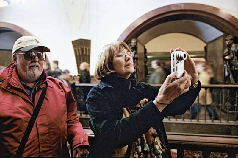Московское метро – гид для туристов