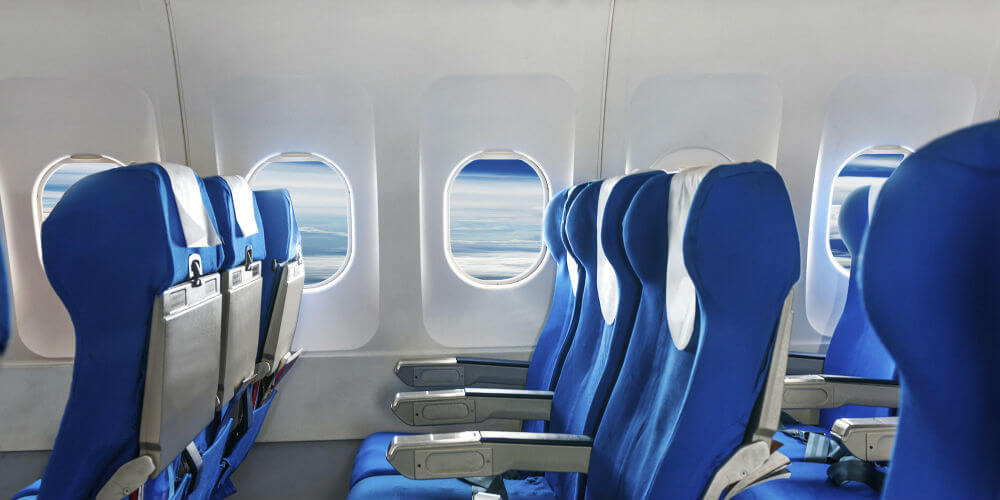 На самолете безопаснее