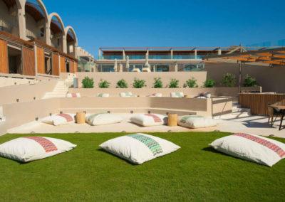 Отдых на свежем воздухе в Domes Noruz Chania