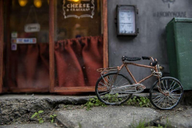 Отель для велосипедистов в Швеции