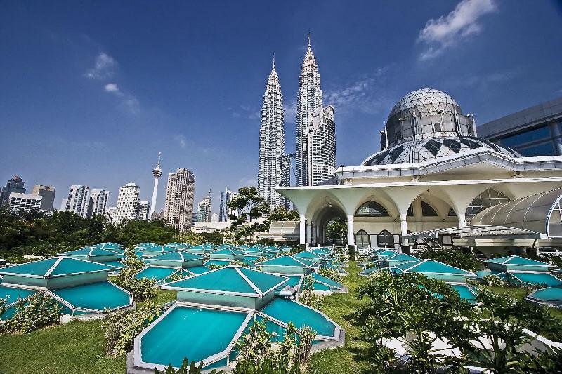 Распродажа в Малайзии