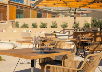Ресторан Domes Noruz Chania