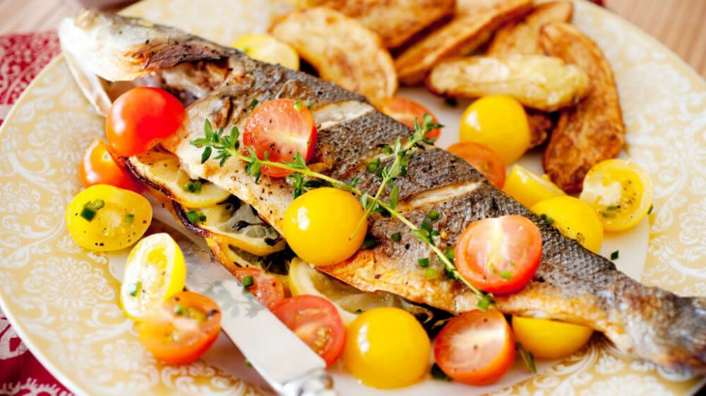 Рыбные дни в Лиссабоне