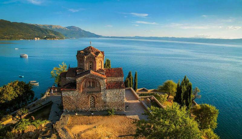 В Македонию без визы