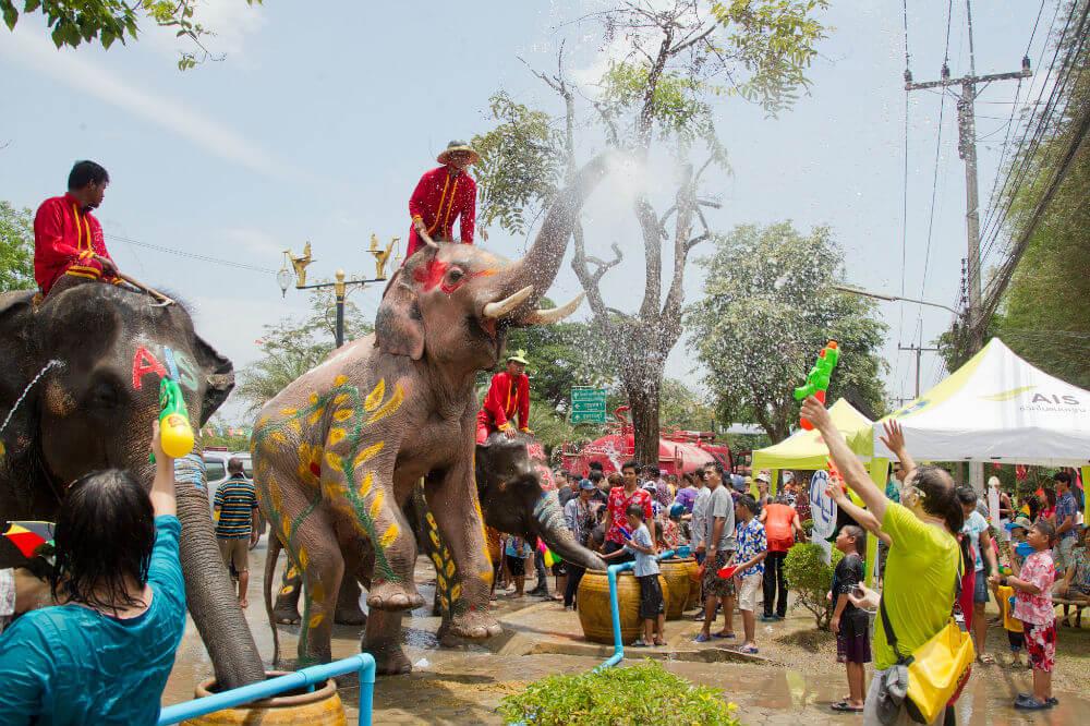 В Таиланде отметят Новый год