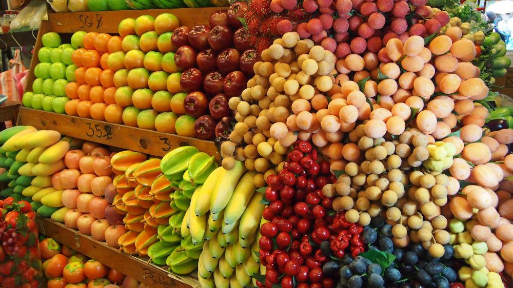 Фруктово-овощная ярмарка откроется в Таиланде