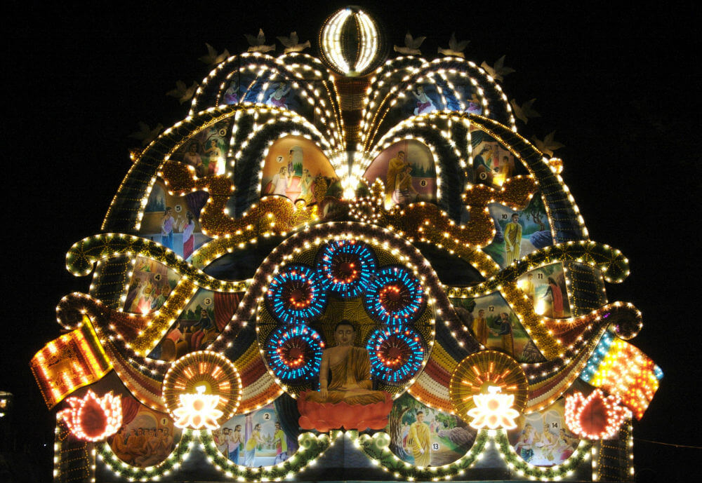 Праздник Будды