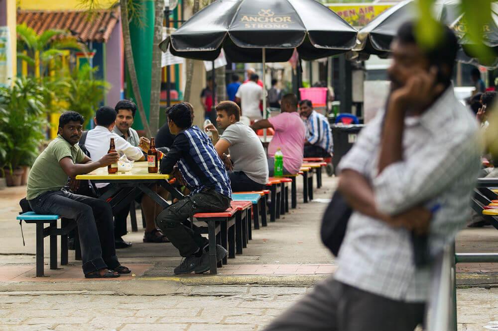 В Индии запретили продажу алкоголя для туристов