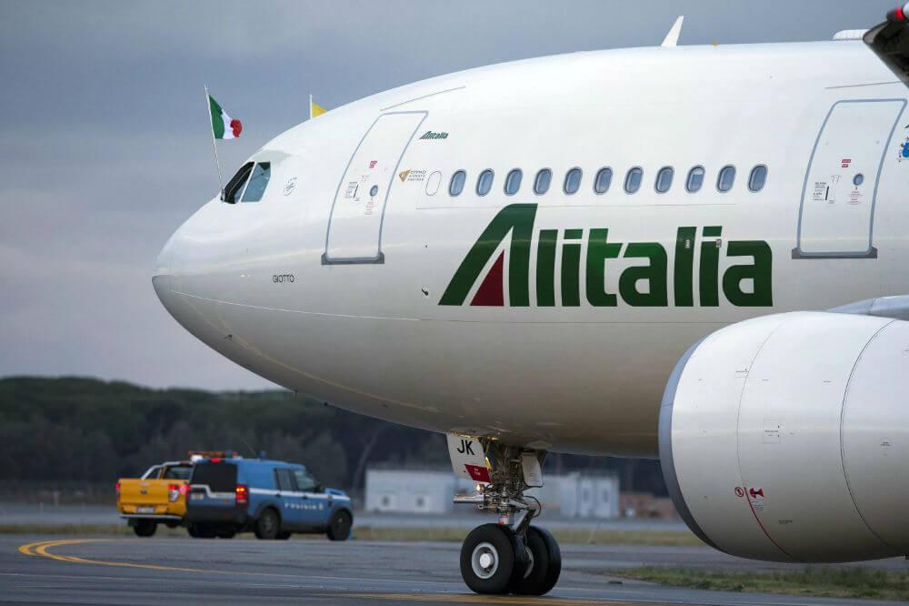 «Alitalia» дана отсрочка