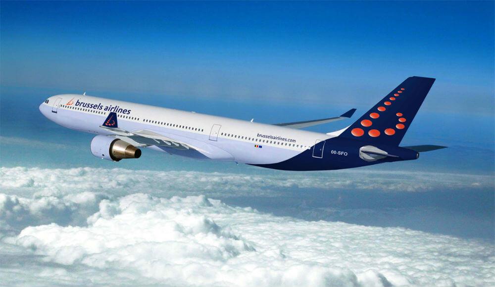 Грандиозные скидки от Brussels Airlines