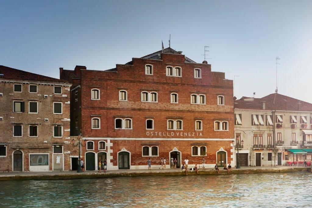 Хостел Ostello Venezia