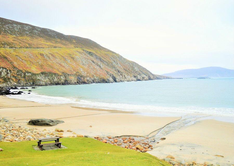 Ирландцы обзавелись новым пляжем