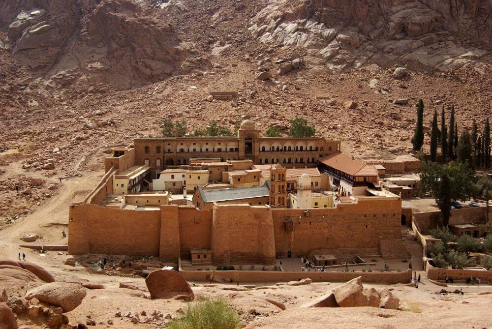 Не стоит отдыхать в Египте