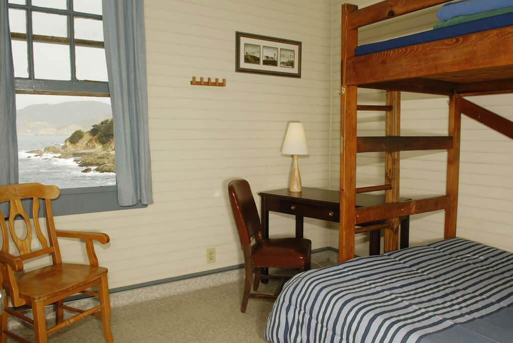 Номер в хостеле Point Montara Lighthouse Hostel