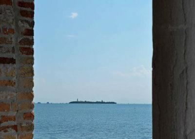 Остров Повелья из Лаззаретто