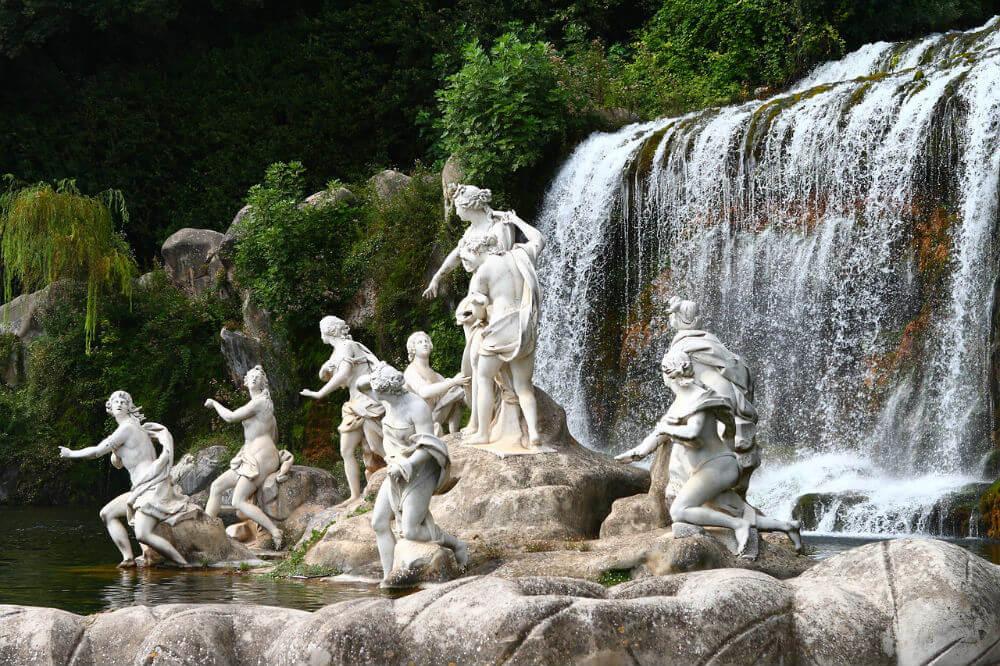 Парк водопадов вновь доступен
