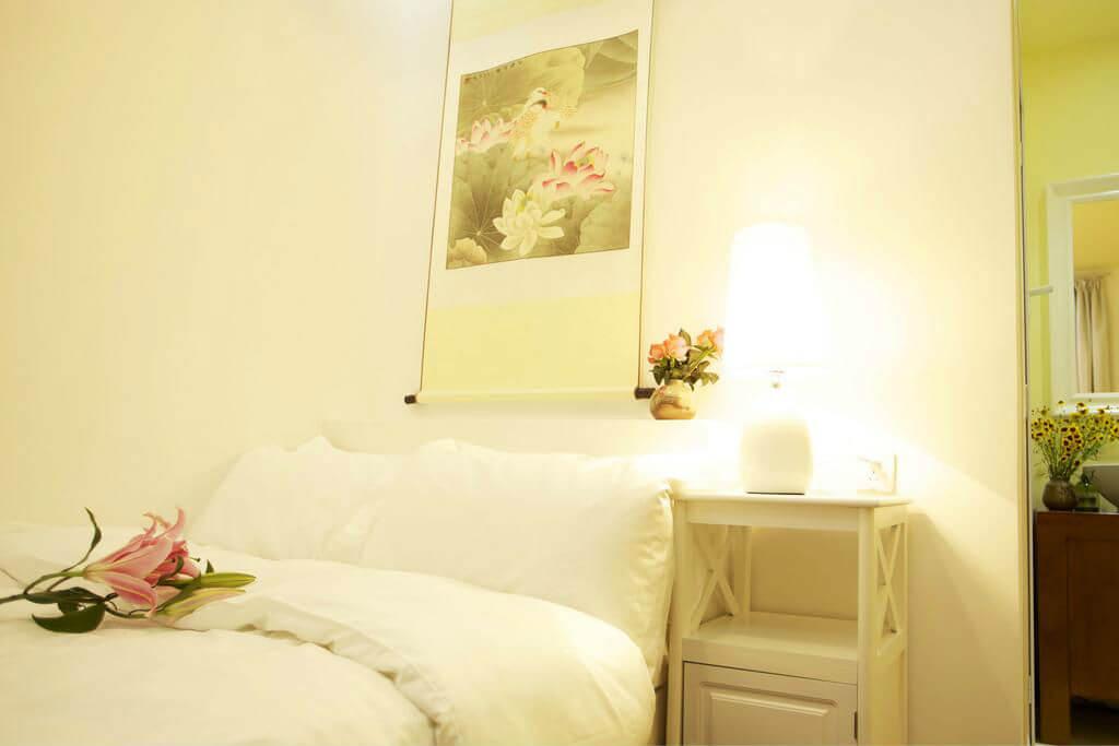 Спальня в хостеле Chinese Box Courtyard