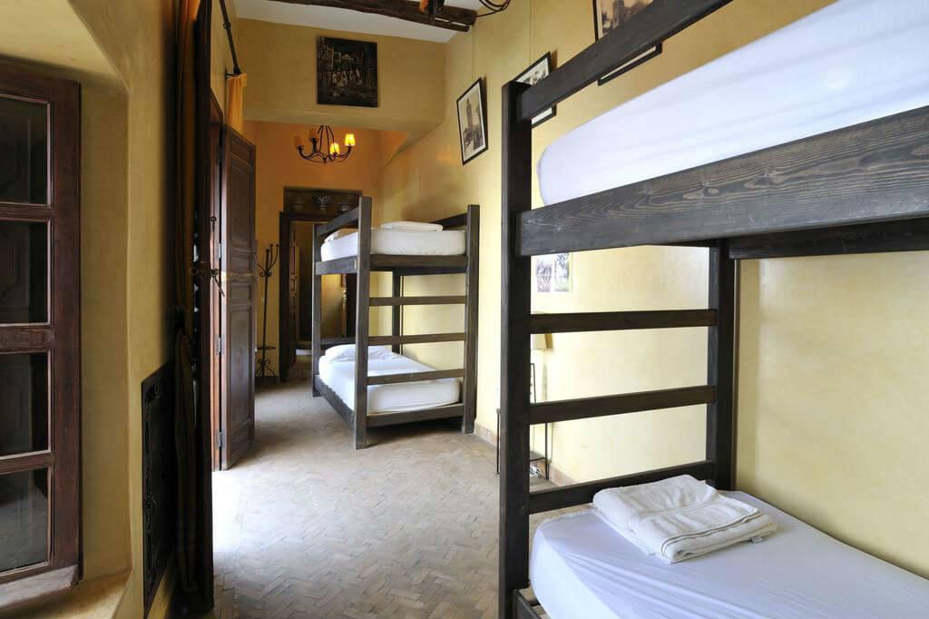 Спальные места в хостеле Equity Point