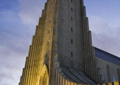Церковь в Рейкьявике