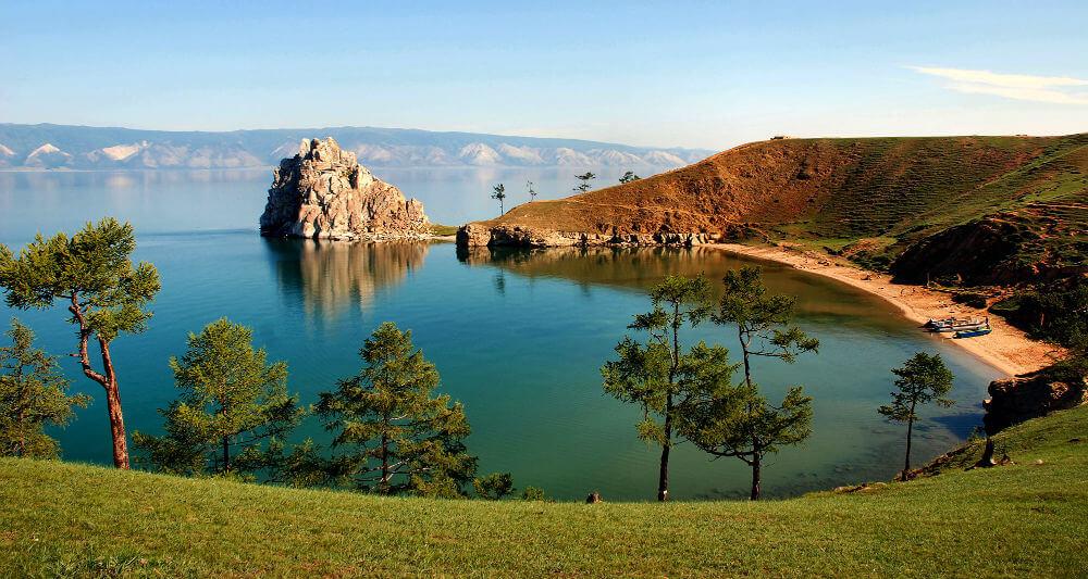 Велосипедный маршрут вдоль озера Байкал